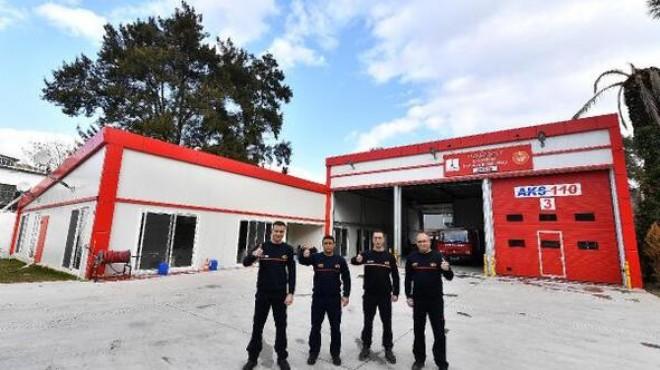 Büyükşehir kolları sıvadı: İzmir'in o bölgesine itfaiye yerleşkesi kuruluyor!