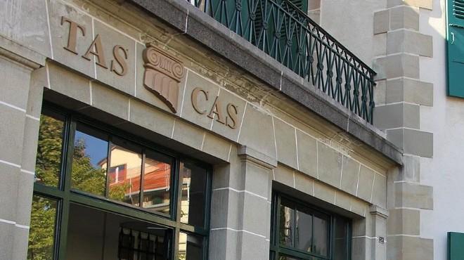 CAS Trabzonspor'un itirazını reddetti!