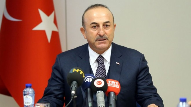Çavuşoğlu'ndan vize açıklaması!