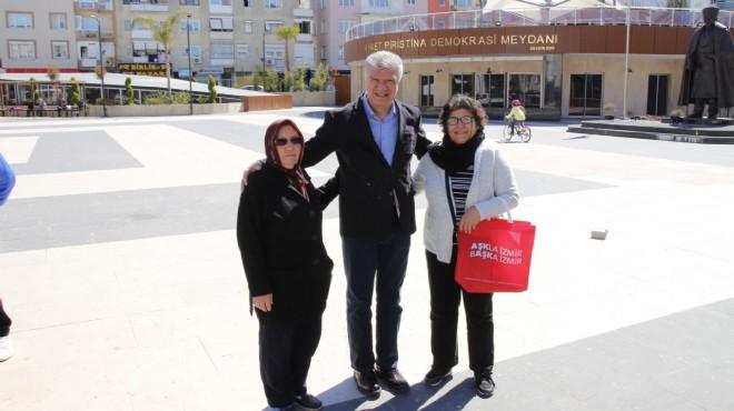 CHP Adayı Engin: Demokrasi Meydanı 'kadınların' olacak