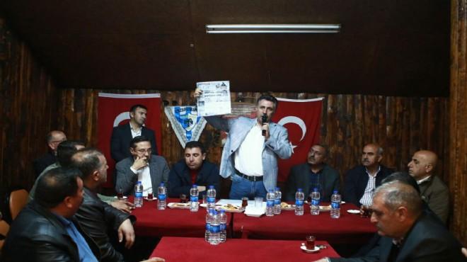 CHP Bayraklı Adayı Sandal'dan o iddialara 'belgeli' yanıt!