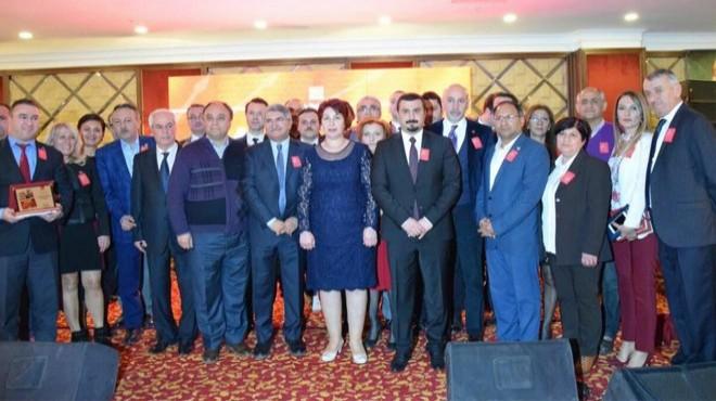 CHP'de 'Gaziemir ev sahipliğinde' vefa buluşması