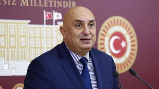 CHP'den meclise saldırı girişimi sonrası 'Mahmut Tanal' açıklaması