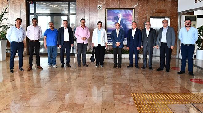 CHP Ege, Büyükşehir'de buluştu: Neler konuşuldu?