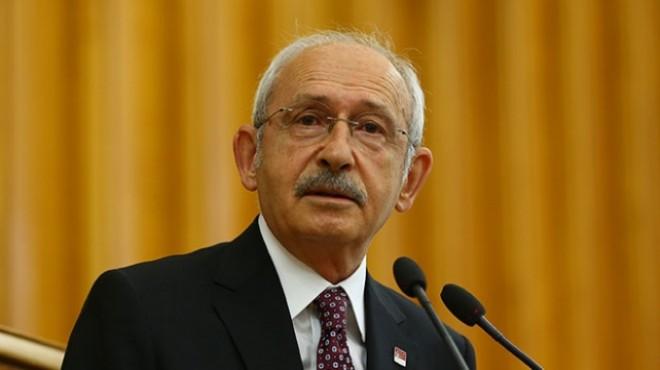 CHP Genel Başkanı'ndan bayram mesajı