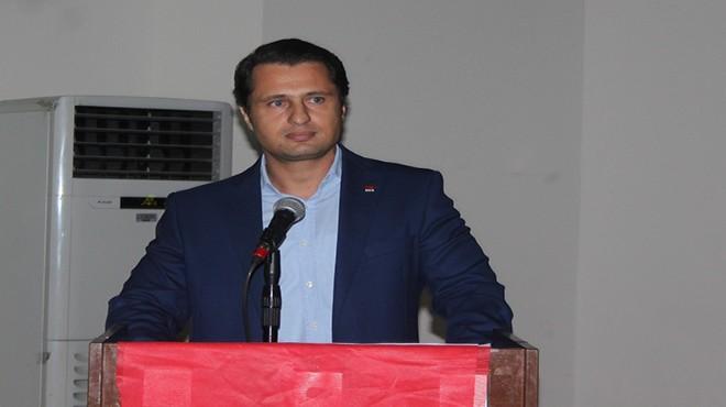 CHP İl Başkanı Yücel: Atamızın vasiyetinden elinizi çekin!