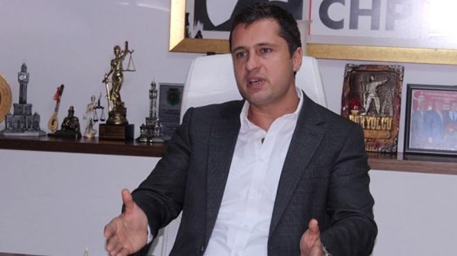 CHP İl Başkanı Yücel'den uyarı!