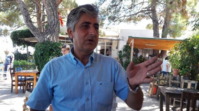 CHP İzmir'de bir ilçe başkanı daha istifa etti!