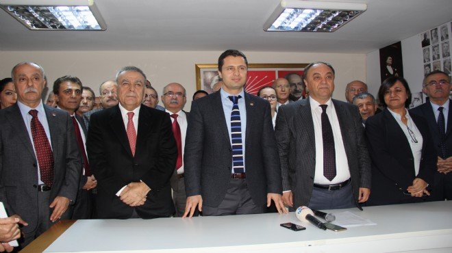 CHP İzmir'de devir-teslim zamanı… Yücel dönemi başladı!