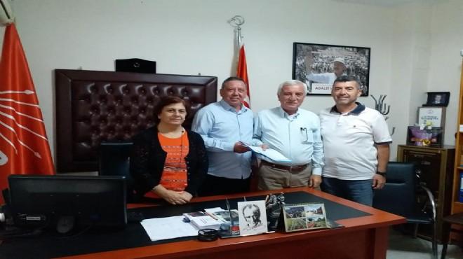 CHP İzmir'de eski başkan adaylık yoluna resmen çıktı!