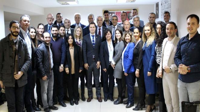 CHP İzmir'de ilk toplantı: İki ismin görevi belli oldu