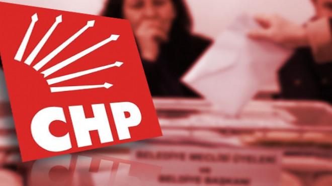 CHP İzmir'de 8 ilçede heyecan! Sandıktan kimler çıktı?