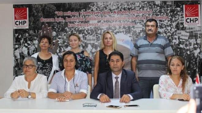 CHP İzmir'den okul önlerinde eylem kararı!