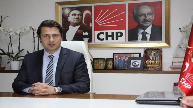 CHP İzmir İl Başkanı Yücel'den Hasan Tahsin mesajı