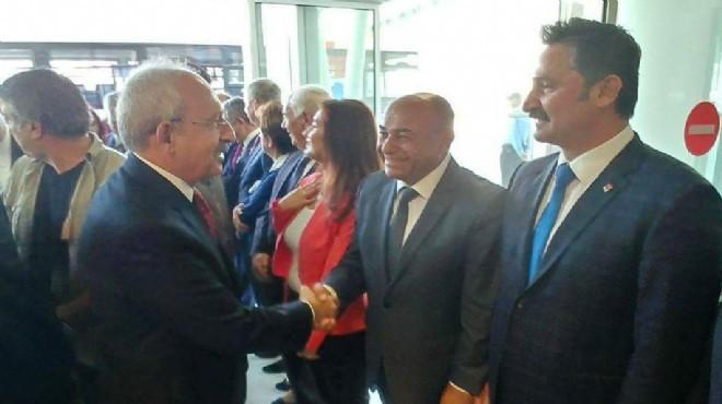 CHP İzmir, Lideri'ni karşıladı