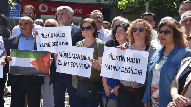 CHP İzmir, zulme sessiz kalmadı: İsrail tecrit edilmelidir!