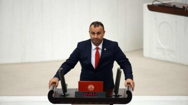 CHP'li Arslan'dan Karabağlar'daki üniversite alanı için 'referandum' çağrısı!