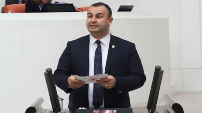 CHP'li Arslan'dan hükümete yangın tepkisi: Defalarca uyardık!
