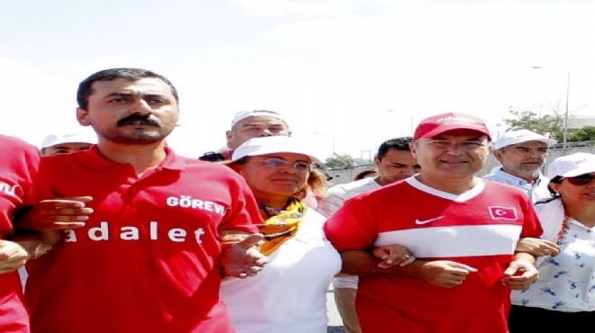CHP'li Bakan'dan Eren Erdem ve Osman Kavala'ya ziyaret