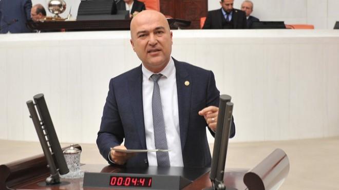 CHP'li Bakan'dan 'kentsel dönüşüm' sorusu