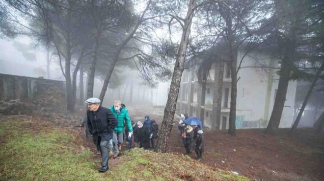 CHP'li Bakan'dan 'sanatoryum' çağrısı: Çürütmeyin, verin Büyükşehir'e!