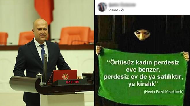 CHP'li Bakan: Karaburun'daki o müdür 'öğretmen' olarak görevde!