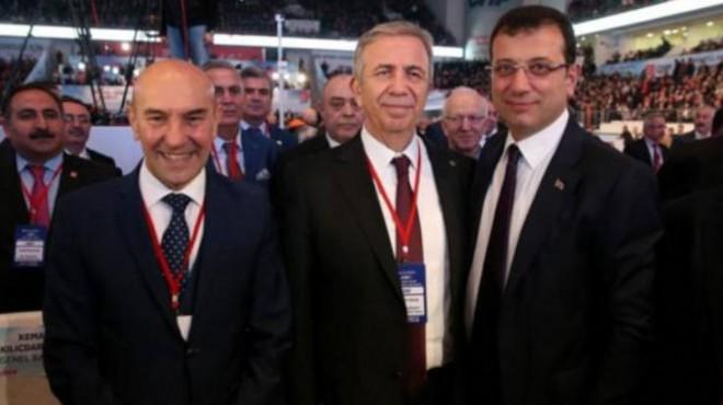CHP'li başkanlar Genel Merkez'de toplanacak!
