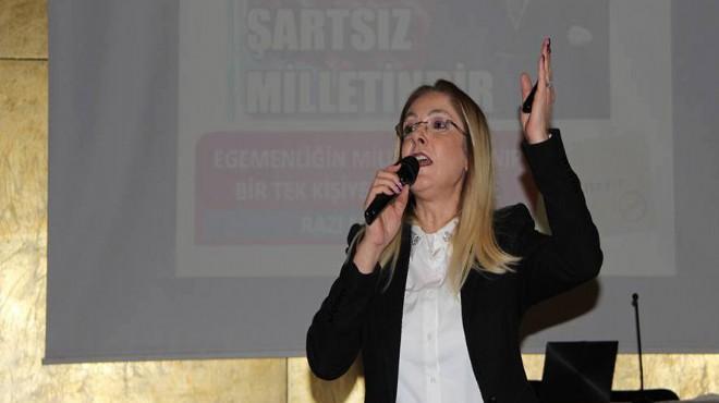 CHP'li Bayır, Başkan Çam'ı hedef aldı: Bugün itibarıyle benim başkanım…