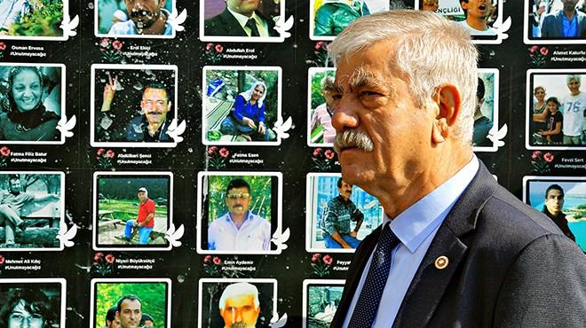CHP'li Beko'dan 10 Ekim katliamı mesajı
