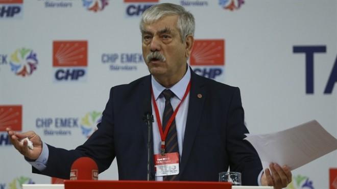 CHP'li Beko'dan sendikal haklar için kanun teklifi!