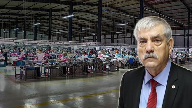 CHP'li Beko'dan 'korona' raporu: İşte İzmir'deki fabrikalarda son durum