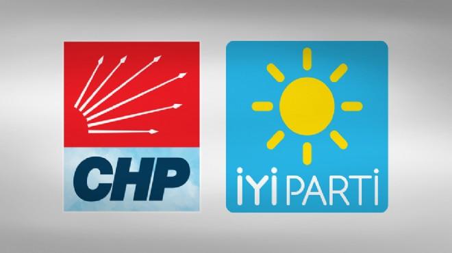 CHP'li belediye başkanına İYİ Partili yardımcı