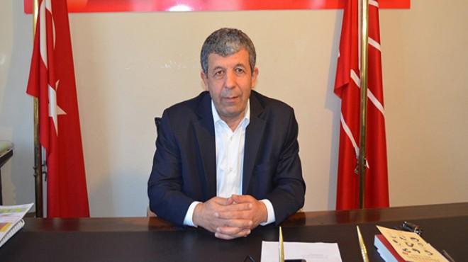 CHP Güzelbahçe İlçe Başkanı Kazım Çam ile ilgili görsel sonucu