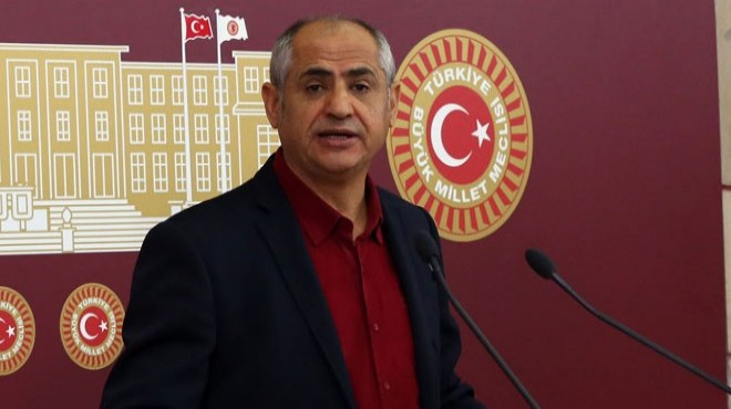 CHP'li Çam: Paralel ordu mu kuruyorsunuz?