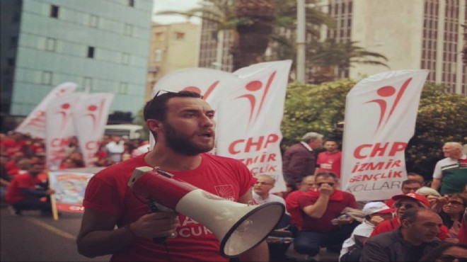 CHP'li İnanır, Karşıyaka Gençlik Kolları'na adaylığını açıkladı