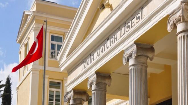 CHP'li İrgil'den İzmir Atatürk Lisesi'yle ilgili çarpıcı iddialar