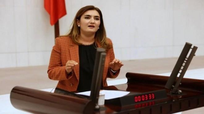 CHP'li Kılıç: Vatandaşlarımız yoksulluktan, hukuksuzluktan, haksızlıktan nefessiz kaldı