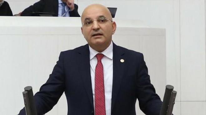 CHP'li Polat kritik planı meclise taşıdı: Suç işleniyor!