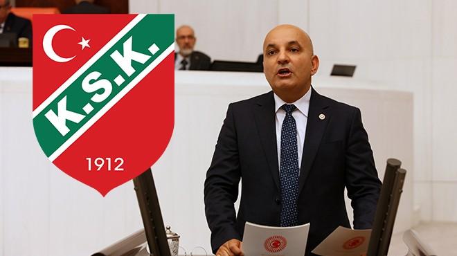 CHP'li Polat: KSK'yi cezalandırıyor musunuz?