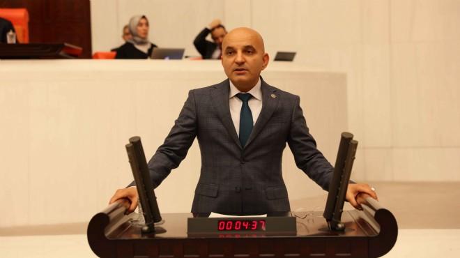 CHP'li Polat: Muhalif gazeteler susturulmak isteniyor