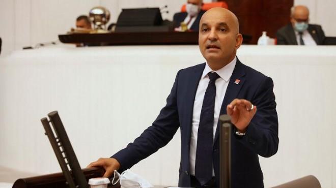 CHP'li Polat'tan AK Partili Dağ'a: Rant olmadığı için mi 'makul' değil?