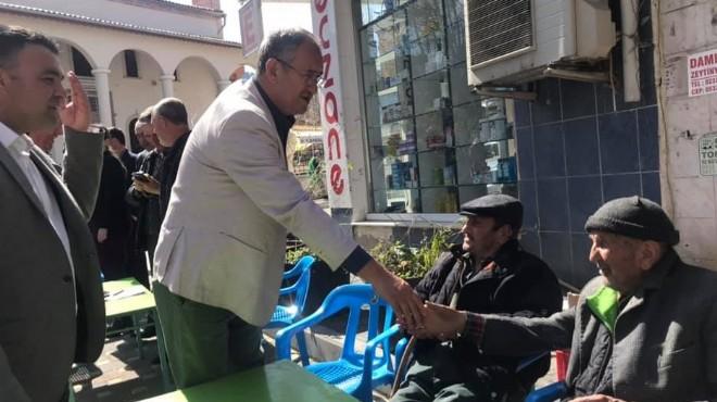 CHP li Sertel den Afyon ve Konya mesaisi