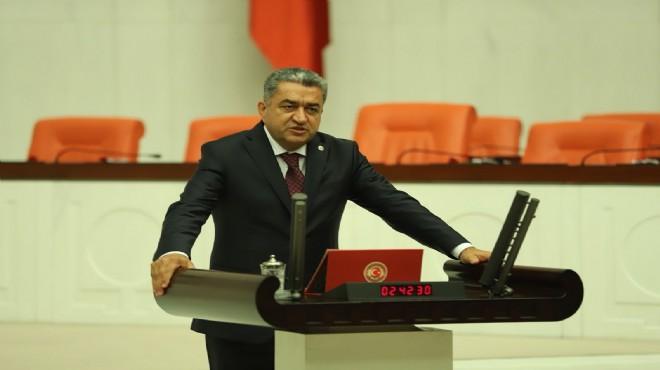 CHP'li Sertel: İzmir sanayicisinin sesini duyun!