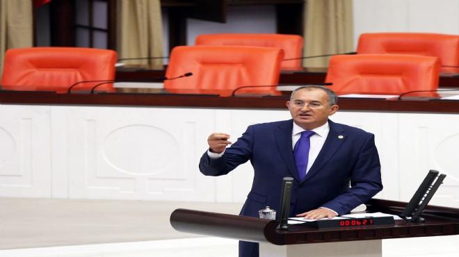 CHP'li Sertel uyuşturucu sorununu Meclis'e taşıdı