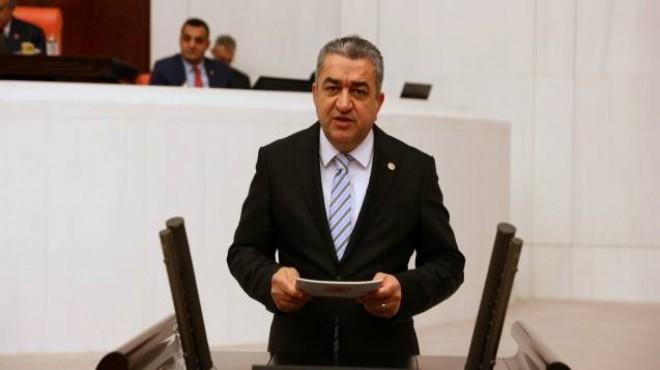 CHP'li Serter'den Erdoğan'ın İş Bankası kararına sert tepki