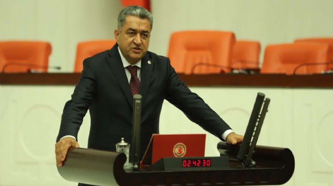 CHP'li Serter'den Karaburun tepkisi: Kaçakçılara engel olun!