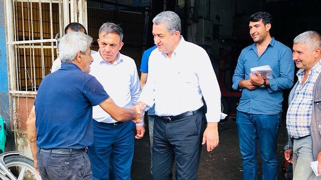 CHP'li Serter: Seçimde en ağır cezayı esnaf verecek!