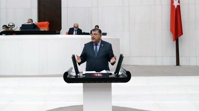 CHP'li Sındır'dan hükümete '3600 ek gösterge' eleştirisi!