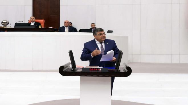 CHP'li Sındır: Kamu Özel İşbirliği sözleşmeleri denetimden kaçırılmamalı