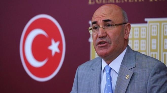 CHP'li Tanal'dan meclise saldırı ile ilgili açıklama